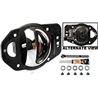 APDTY 91481 Interior Door Handle Replacement Kit Fits Right Passenger-Side Front Or Rear For 2006-2010 Chevy HHR Chrome (Fix For GM Door Panel 19299613, 25812186) by