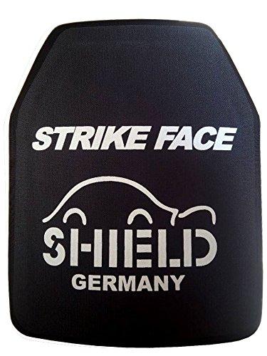 Shield SK4/NIJ IV, pannello protettivo STA (Stand Alone), pannello da inserire nel giubbotto antiproiettile o in altro mezzo