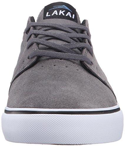 Lakai , Damen Ballerinas schwarz Black Suede 11 UK Cement