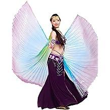 calcifer® Neuf égyptien Égypte cadeau Belly Dance Costume ailes ailes d'Isis pour Big Party de Noël