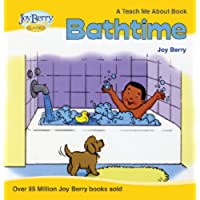 Teach Me About Bathtime (English Edition)
