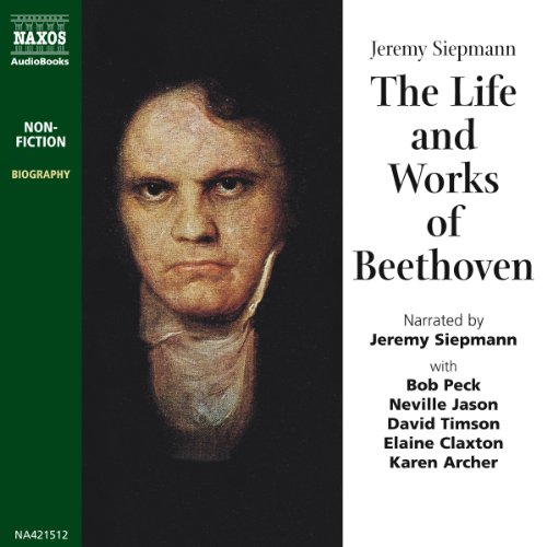 The Life and Works of Beethoven  Audiolibri
