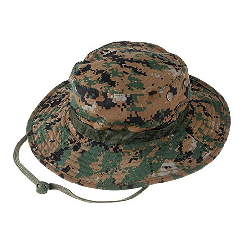 Tactical Camouflage Hüte Armee Cadet Military Cap Sommer Outdoor Camping Wandern Mann Run