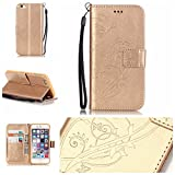 Nutbro PU Leather Wallet Book-Style Case for Samsung Galaxy Trend Lite (GT-S7390...