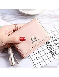 b2463511ce04d ZLULU Damen-Geldbeutel Ausweis-   Kartenhüllen Münzbörsen Damen Geldbörse  Damen 30% Damen Quaste