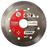 DISCO DIAMANTE TITAN XTREM 125MM. WTX125