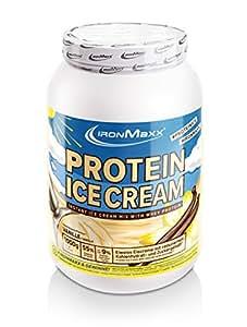 IronMaxx Protein Ice Cream - Vanille, 1er Pack (1 x 1000 g