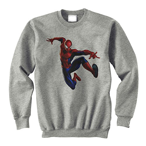 The Amazing Spider Man Fighting Medium Unisex Sweater (Amazing Spiderman Outfit)