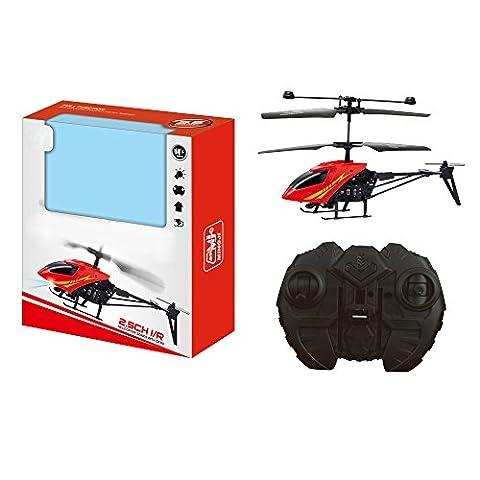 Eizur RC 901 2 Canaux Mini Helicoptère Infrarouge Télécommande Contrôle