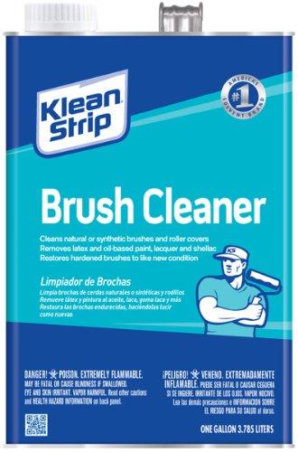 Klean-Strip QBC12 Brush Cleaner, 1-Quart by Klean-Strip by Klean-Strip