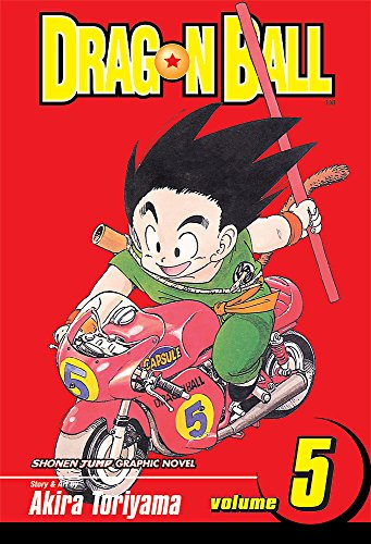 Dragon Ball Volume 5 (Manga)
