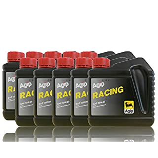 Agip Racing SAE 10W-60-10x 1 Liter