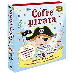 Cofre pirata (Una historia con disfraz)