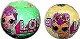 L.O.L. Bundle Lets Be Friends! Series 2 and Surprise Pet - 2 LOL Surprise Dolls