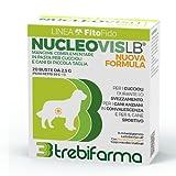Trebifarma Nucleovis LB Pasta Mangime Complementare per Cani - Supporto Immunitario Gastrointestinale - 50 gr