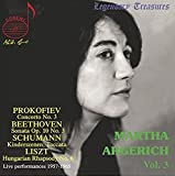 Martha Argerich /Vol.3