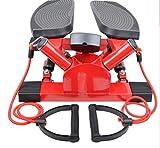 Hydraulische Mute Laufband Pedal Haushalt Mini Aerobic Multifunktionale Hydraulische Fitnessgeräte...