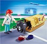 PLAYMOBIL® 4317 - Tierärztin mit Hund und Flugbox