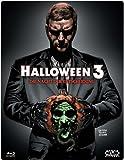 Halloween 3 (Blu-Ray) - uncut - limitiertes 3D Starmetalpak