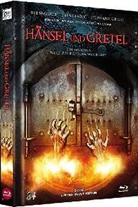 Hänsel & Gretel - Uncut [Blu-ray] [Import allemand]