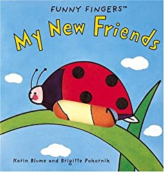 New Friends (Funny Fingers Books)