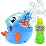 Bubble Machine | Automatic Durable Bubble Blower for Kids | 500 Bubbles per