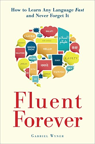 Fluent Forever: How to Learn Any Language Fast and Never Forget It - Flashcard Ds