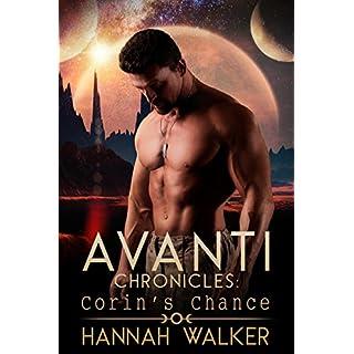 Corin's Chance (Avanti Chronicles Book 1) (English Edition)