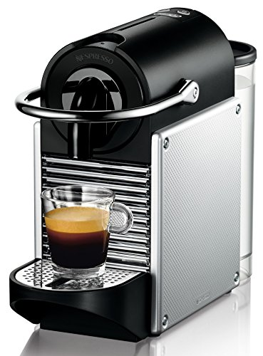 De'Longhi Nespresso EN 125.S Kapselmaschine Pixie Electric | 1260 Watt | 0,7 Liter | Flexible...