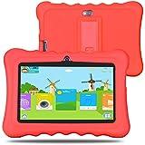 Generic 7pouces Quad Core Android enfants tablette PC avec WiFi Built-in Bluetooth 3D Galerie et bonne sentiment de contact