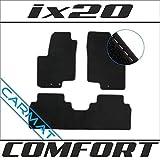 CARMAT Fussmatten COMFORT HY/ix20Y10/C/B