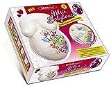 Babybauch Gips |*zertifizierter Hersteller* | 3D Baby Erinnerungen - einzigartiges Geschenk für Schwangere – für Babypartys besonders geeign