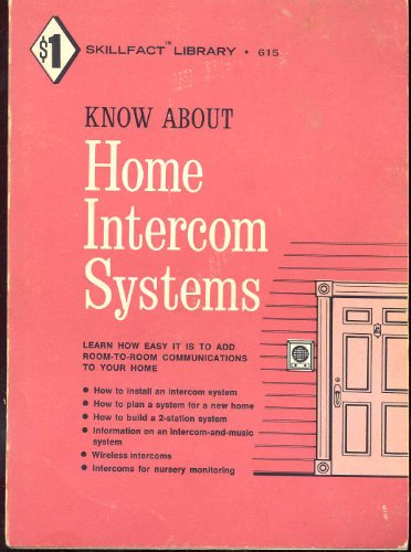 Know About Home Intercom Systems Home Intercom-systeme