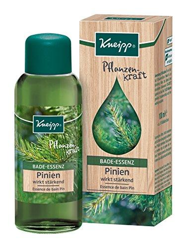 Bade-Öl Flasche (Kneipp Bade-Essenz Pflanzenkraft Pinien, 3er Pack(3 x 100 ml))