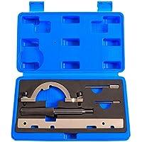 5 piezas OPEL Set de herramientas de Bloqueo Cadena distribución Herramienta Bloqueo Levas Regla OPEL Astra / Corsa B & C / Combo / Tigra B / Meriva / Agila COEAW-14