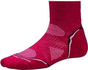 SmartWool PHD Chaussettes légères de course à pied pour femme rouge Persian Red Small (2 - 4.5)