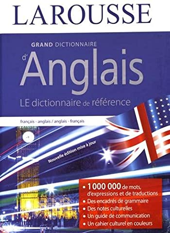 Francais Anglais - Grand dictionnaire d'anglais : Anglais-français ;