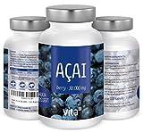 vita² Acai Beere 30000 mg - 120 vegane Kapseln Acai