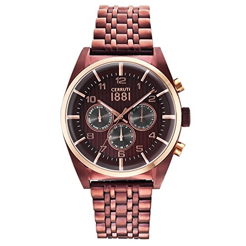 CERRUTI Man watch - CRA109SBZR12MBZ
