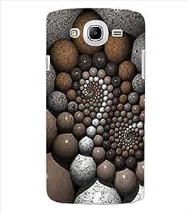 ColourCraft Stone Art Design Back Case Cover for SAMSUNG GALAXY MEGA 5.8 I9150