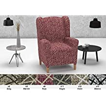 Funda sillon orejero textil para hosteler a - Textil para hosteleria ...