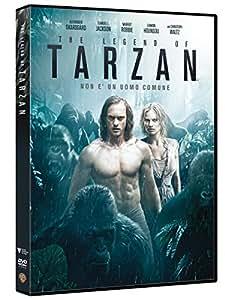 The Legend of Tarzan (4K Ultra HD Blu-ray) [Includes Digital Download]
