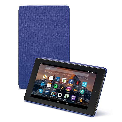 Amazon Fire 7-Hülle (7-Zoll-Tablet, 7. Generation - 2017), Violett