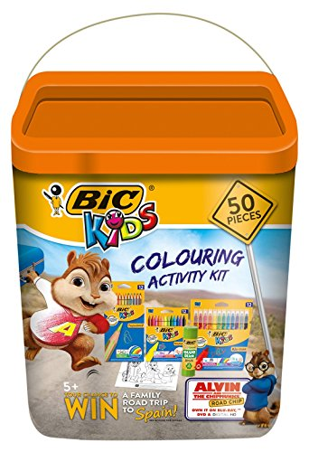 BIC Kids – Kit para colorear