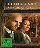 Elementary - Die fünfte Season [6 DVDs] -