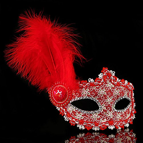 Dekoration Maskerade Maske/Erwachsene Maske Partei (Ausgeburt Kostüm)