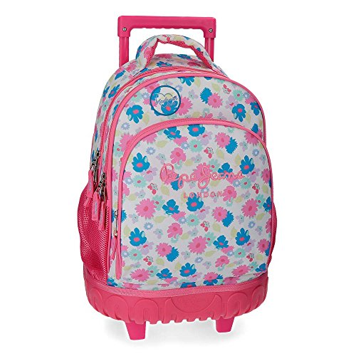 Pepe Jeans Kasandra Rolling Backpack 2W