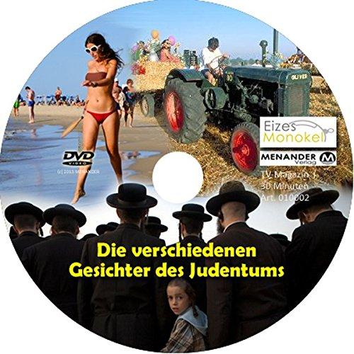 Eizes Monokel - Die verschiedenen Gesichter des Judentums: TV-Magazin zum Thema Israel und Judentum - Video-DVD - 30 Minuten