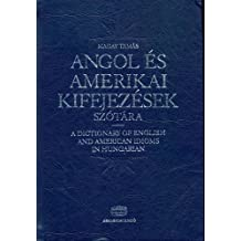 Dictionary of English and American Idioms in Hungarian
