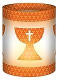 Ursus 18400048 - Mini Tischlichter Ambiente, Joy, 115 g/qm, 5 Stück, Kelche